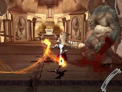 Download Game God of War Full Version RIP for PC