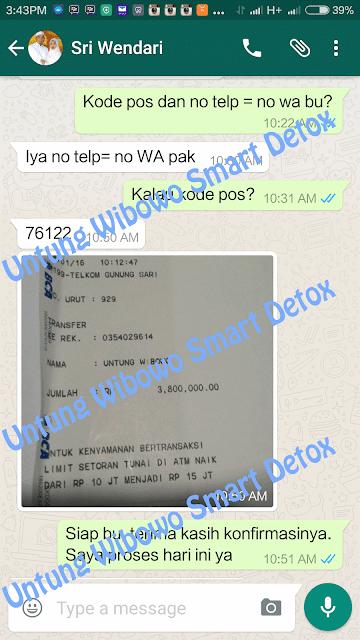 Jual Smart Detox Surabaya