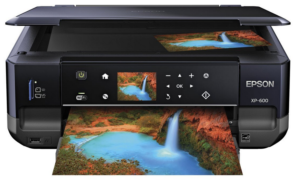 Epson Expression Premium XP-600 Driver Download