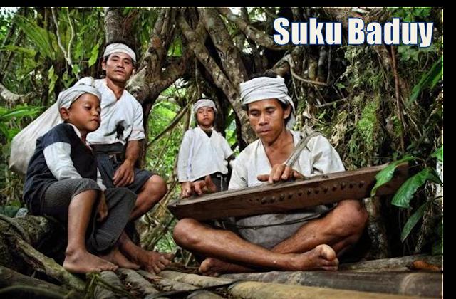 Suku Baduy di Banten