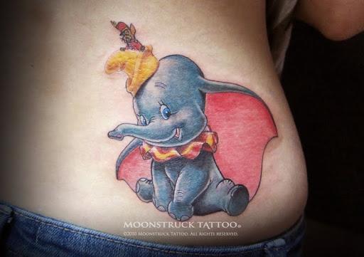 Tradicional Dumbo