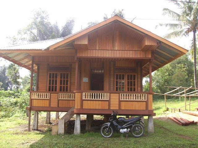 75 Designs Of Houses Made Of Wood Bamboo And Other Indigenous Materials