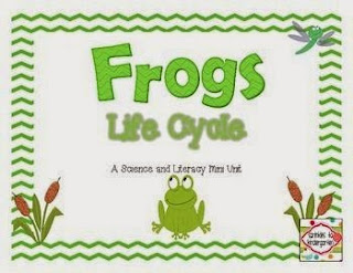 https://www.teacherspayteachers.com/Product/Frogs-Life-Cycle-A-Science-and-Literacy-Mini-Unit-1159521