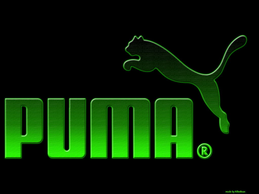 Pictures Blog: Puma Green Logo