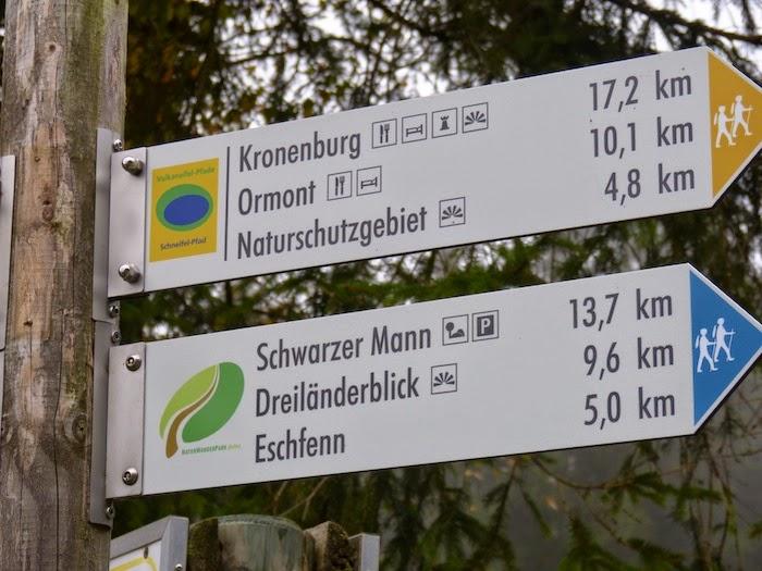 Jenny Tautges Art - Wandern in der Eifel