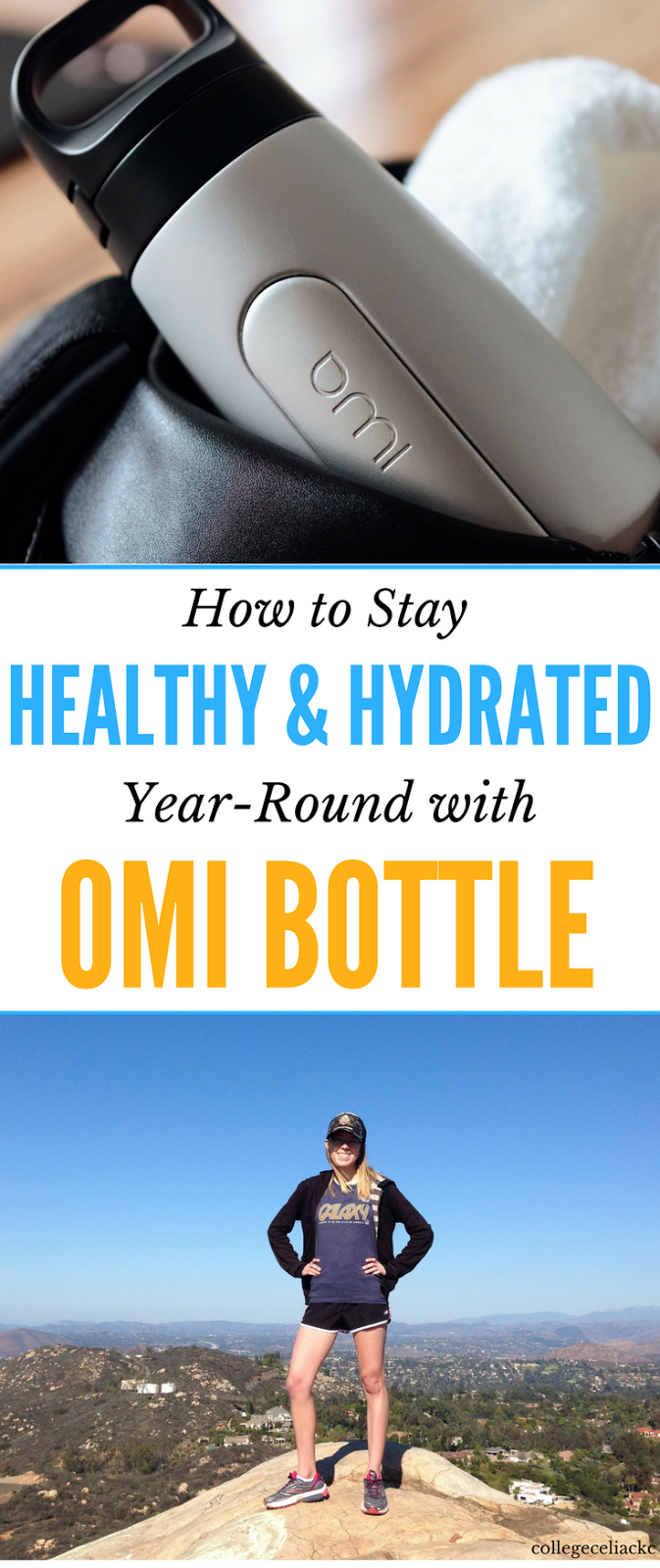 How to Stay Healthy and Hydrated Year-Round with OMI Bottle