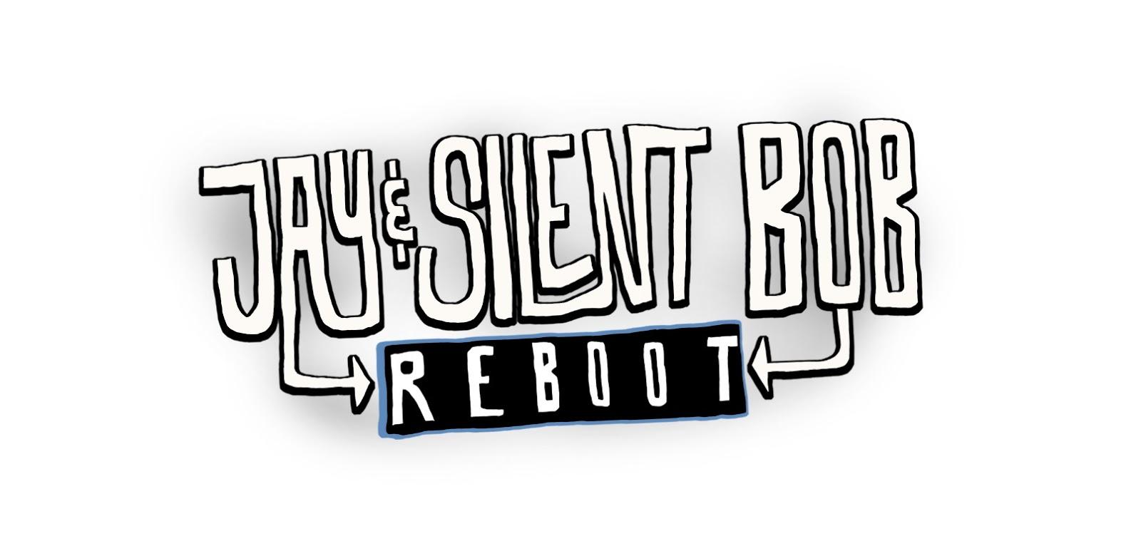 Jay and Silent Bob Reboot Movie Logo