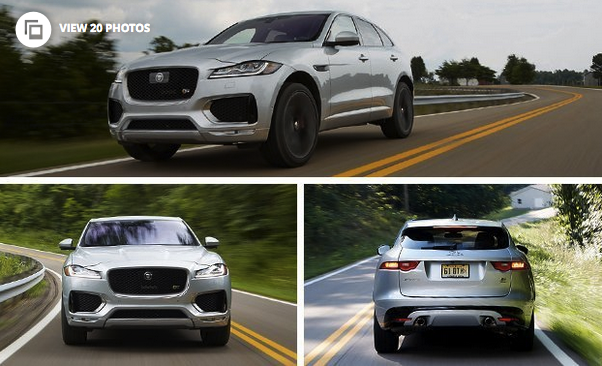 2020 jaguar f pace. 2020 Jaguar F-Pace S First Edition Review F Pace 4