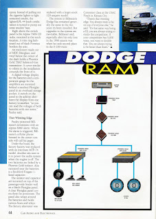 image in color of Car Audio and Electronics March 1997 Page 41