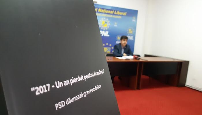 Deputatul Tinel a lansat, în Ialomița, «cartea neagră» a guvernării PSD