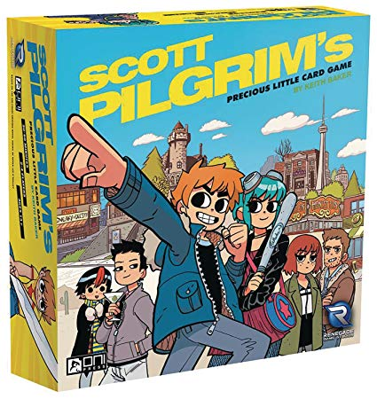 Scott Pilgrim Card Game