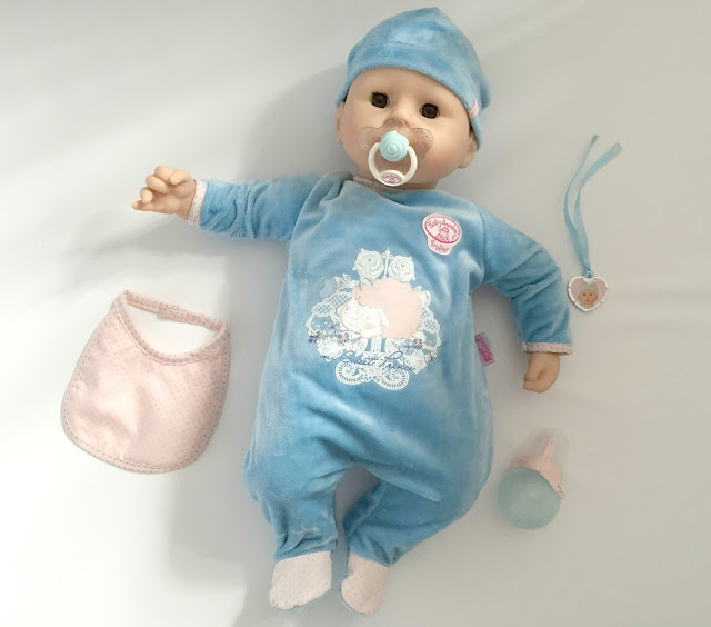 Baby Annabell Brother Doll Review Newcastle Family Life