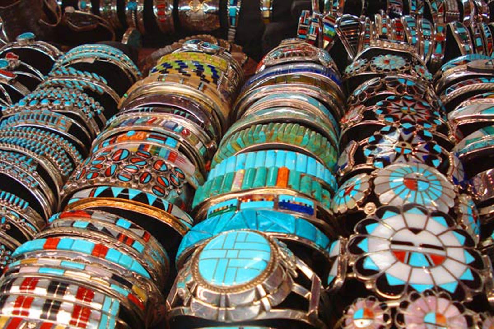 Jewellery in Native American Culture ~ APACHE ROSE BLOG