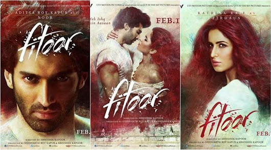 Fitoor (2016) Movie Trailer