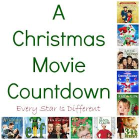 A Christmas Movie Countdown