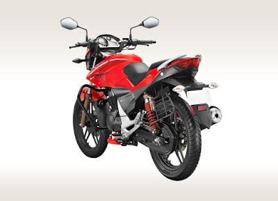 Hero Xtreme Sports rear look hd pictures