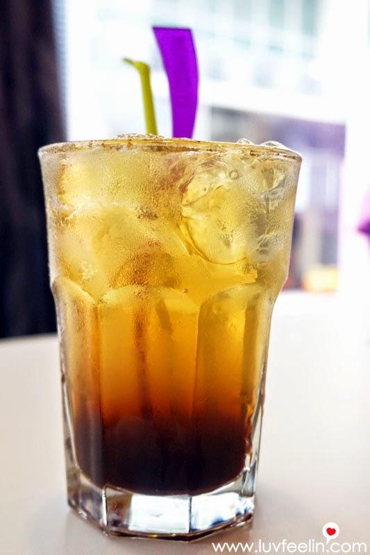 CAFFEiNATED Puchong Lemon Grass Heineken