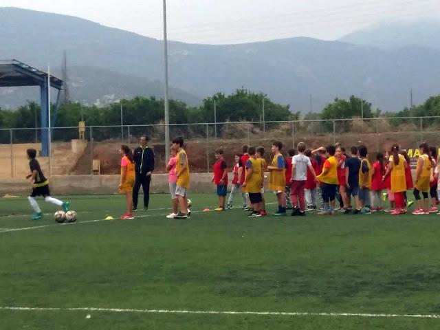"""Ερμής και το Δημοτικό Σχολείο Κιβερίου γιόρτασαν """"Πανελλήνια Ημέρα Σχολικού Αθλητισμού"""""""