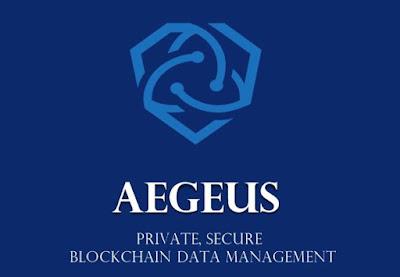 """Aegeus berasal dari bahasa Yunani, yaitu """"Ay-Gus"""" yang memiliki arti Pelindung atau Perisai. Aegeus sendri adalah sebuah cryptocurrency seperti bitcoin, tetapi fokus utama dari Aegeus adalah privasi, desentralisasi, penyimpanan data, distribusi dan keamanan"""