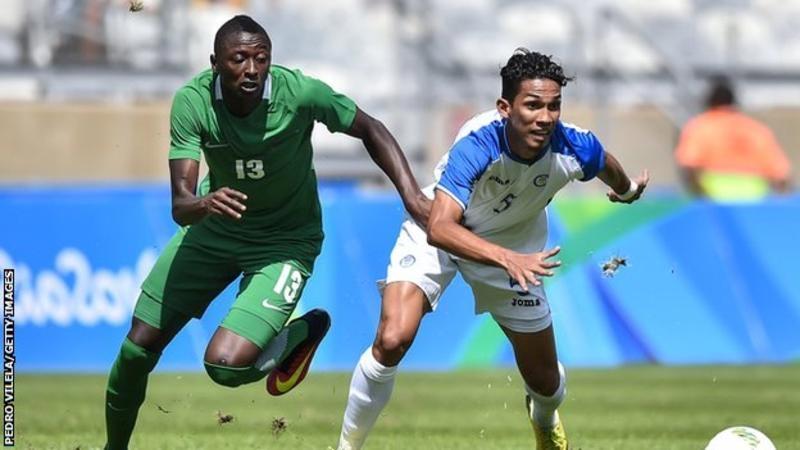 2016 Olympics U23 Bronze Medal: Honduras U23 2 - 3 Nigeria U23