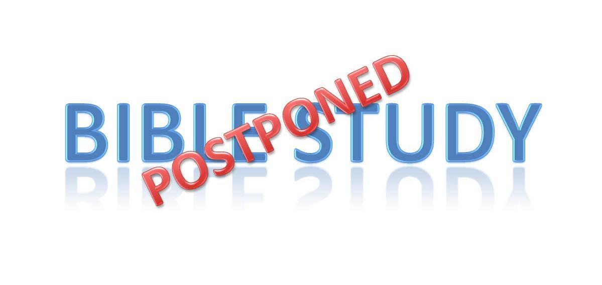 Theology and Medicine: Postponed