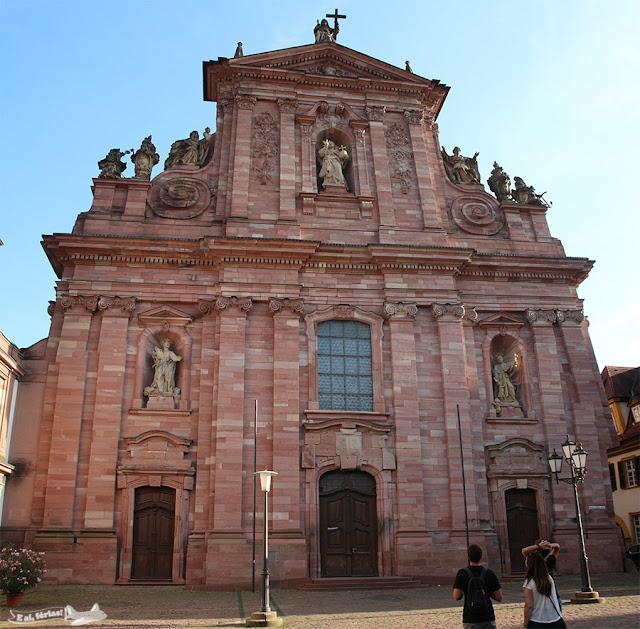 Igreja Jesuita, Heidelberg