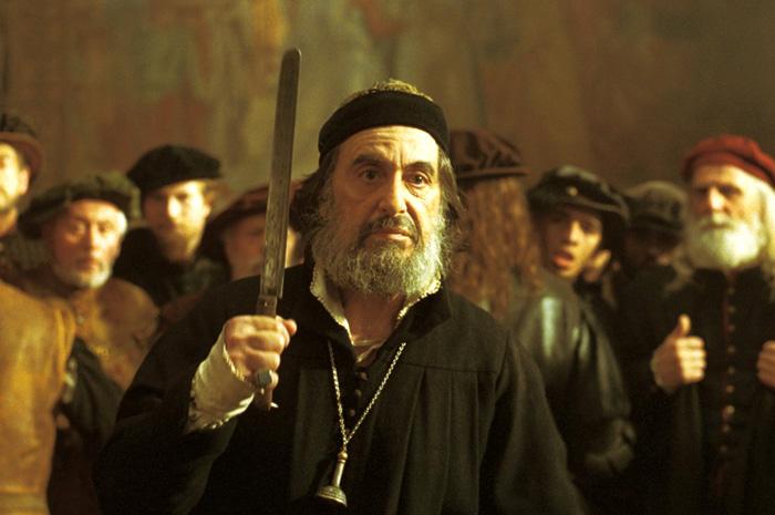EBL: Separated at Birth: Shylock seeking his pound of ...
