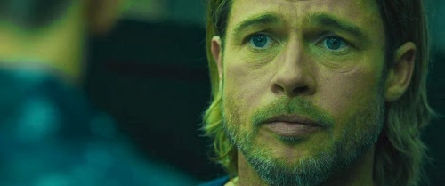 Screen Shot Of Hollywood Movie World War Z (2013) In Hindi English Full Movie Free Download And Watch Online at worldfree4u.com