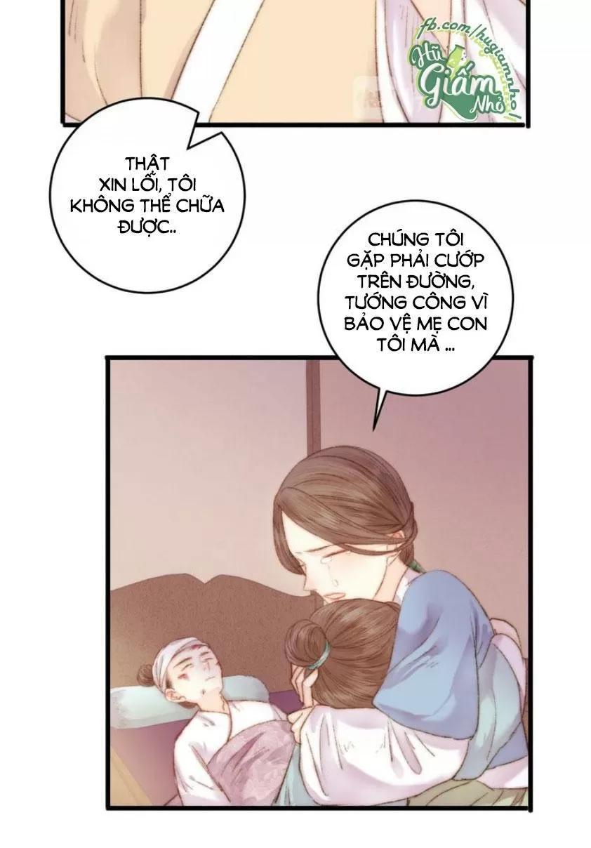 Nàng Phi Cửu Khanh - Thần Y Kiều Nữ chap 45 - Trang 30