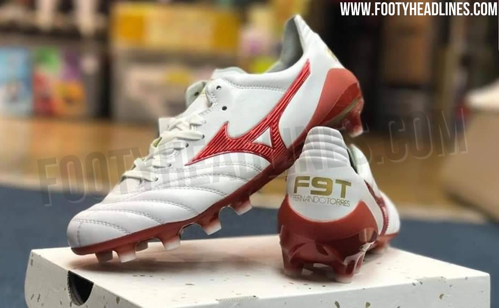 best service 4ed7e 79227 A limited-edition release, only 1,999 pairs of the Mizuno Morelia Neo II F9T  football boots are available. The retail at a price of 300 Euro.