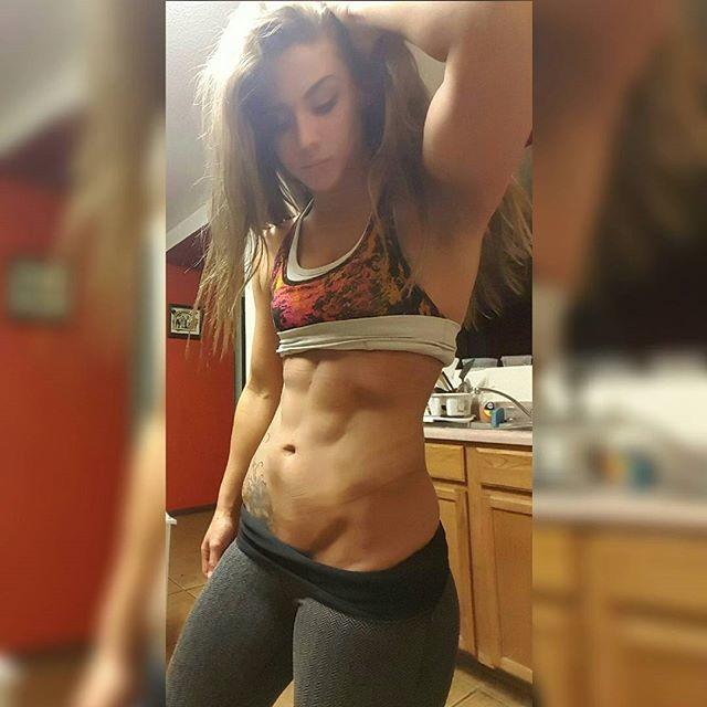 Fitness Model Alla Takhtay