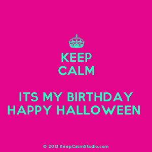 Happy halloween birthday images graphics cards download