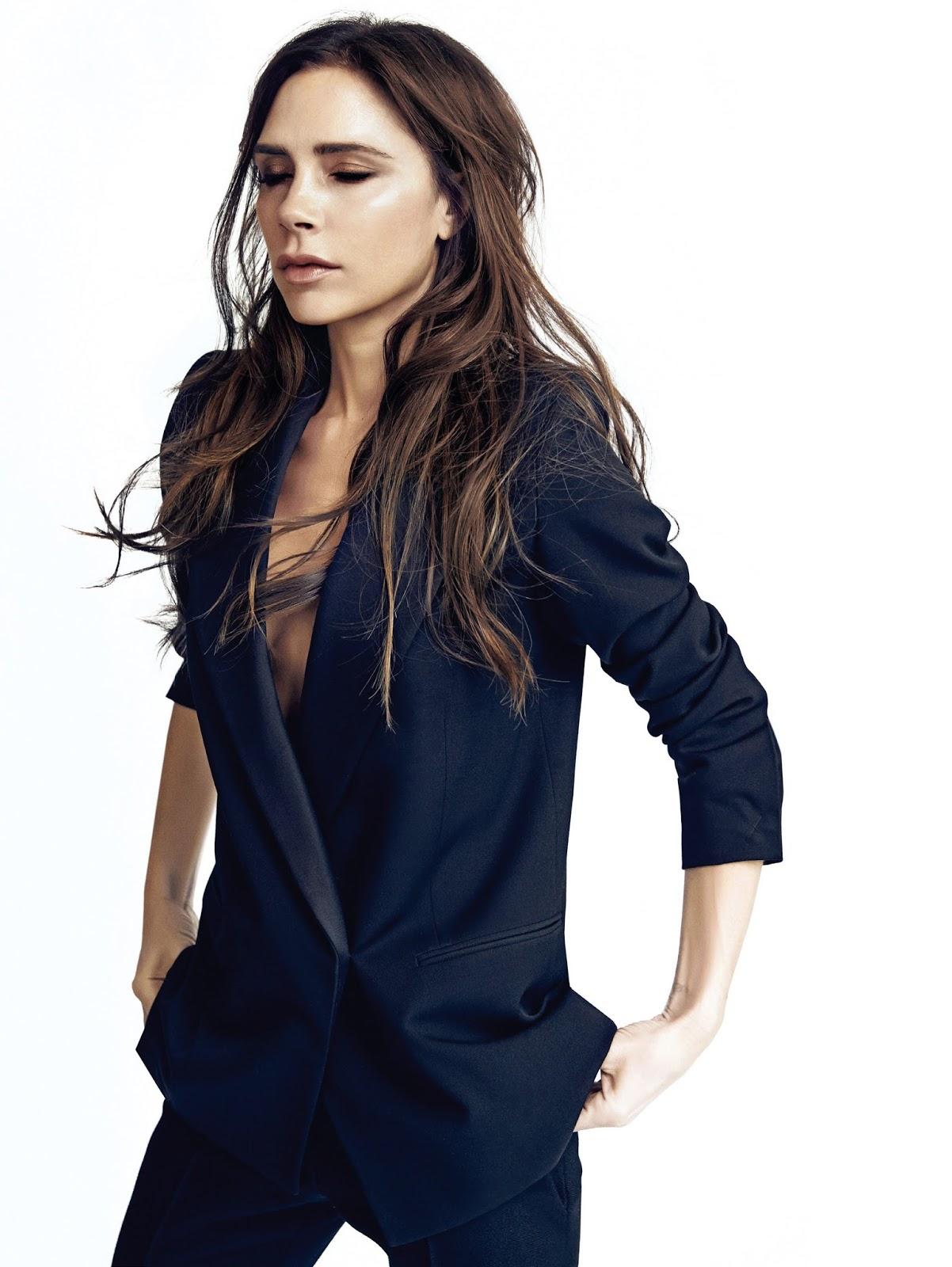 Victoria Beckham in Vogue Korea July 2016 by Hyea Won Kang Victoria Beckham