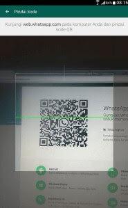 Scan QRCode Whatsapp web Cara Simpel Sadap WA WhatsApp 2018