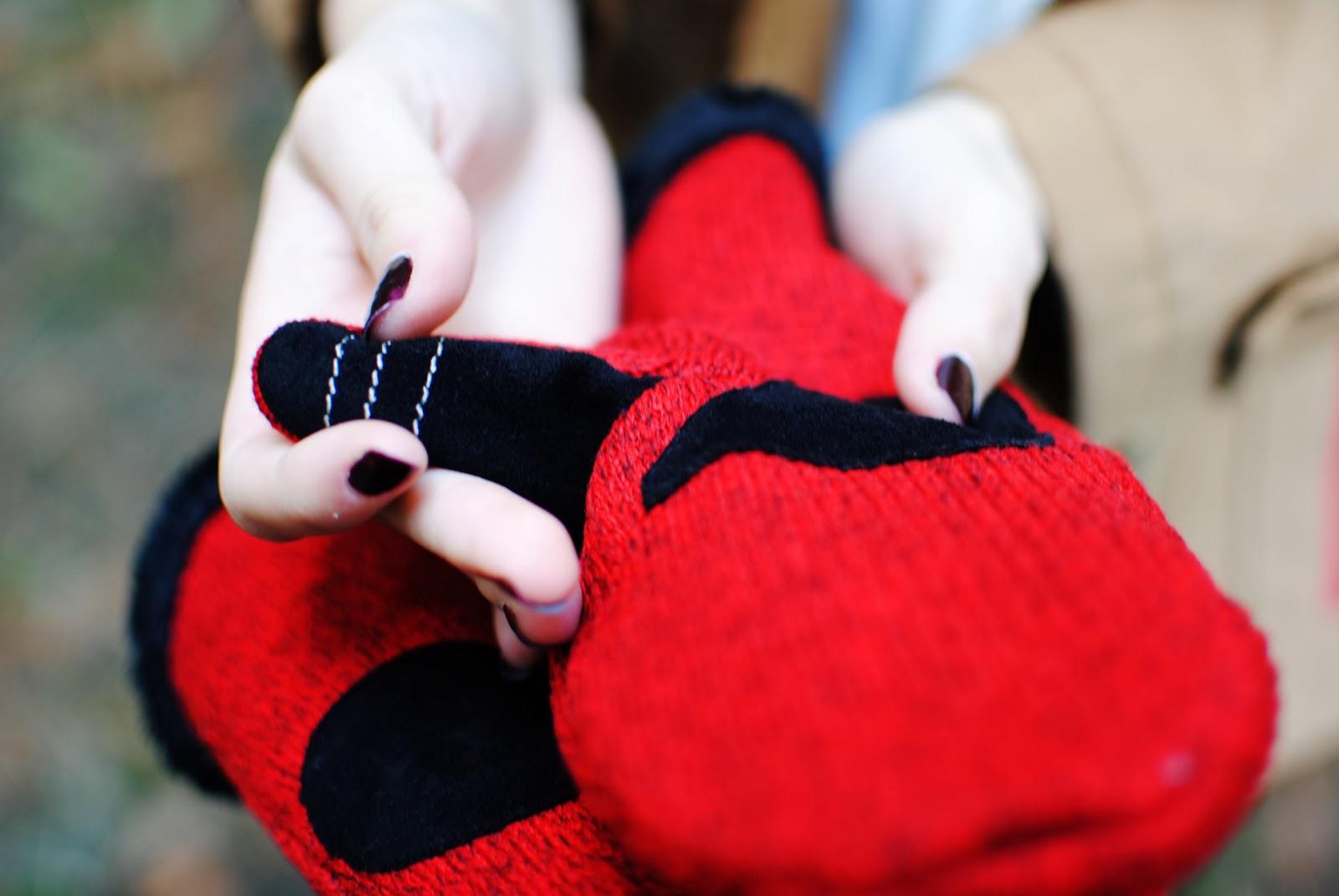parka, sheinside, nery hdez, lufrii touchscreen, guantes , gloves