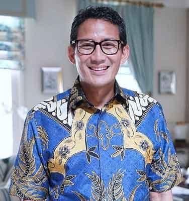 sandi menjadi orang terkaya di indonesia