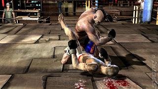 Supremacy MMA (X-BOX360) 2011