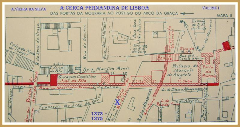 rua da palma lisboa mapa RUAS DE LISBOA ALGUMA HISTÓRIA: RUA DA PALMA [ III ] rua da palma lisboa mapa