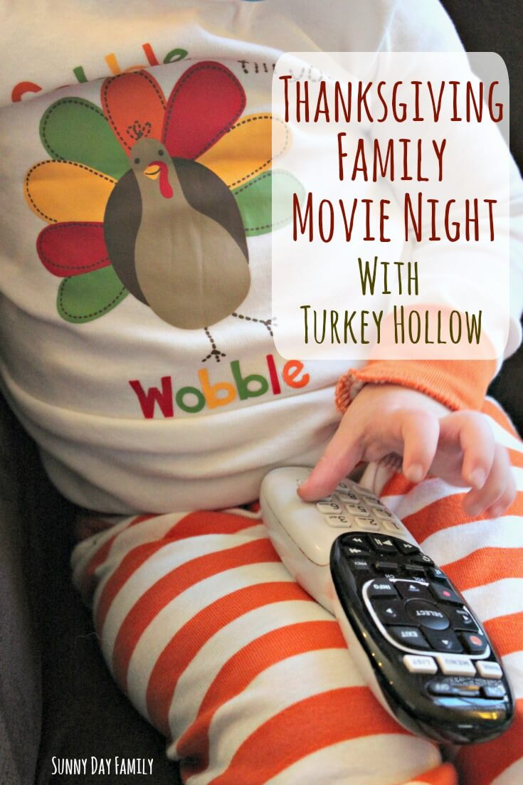 Get the whole family ready for Thanksgiving with Turkey Hollow, a new family movie! Plan your own Turkey Hollow viewing party with these fun tips