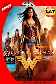 Mujer Maravilla (2017) Latino Ultra HD BDRip 4K 2160p - 2017