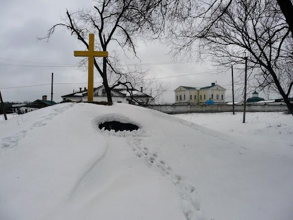 Самарский Свято-Николаевский монастырь. Курган