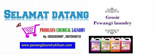 produsen pewangi laundry