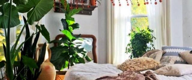 αντικείμενα που καταστρέφουν τη θετική ενέργεια στο υπνοδωμάτιο
