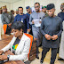 Photos: Acting President Yemi Osinbajo Visits N-Power Response Center in Abuja