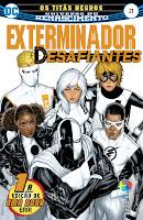 DC Renascimento: Exterminador #21