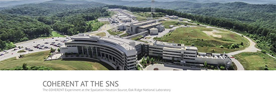 The Oak Ridge Spallation Neutron Source makes plenty of neutrinos too! (Source: Oak Ridge National Laboratory)