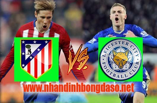 Nhận định Atletico de Madrid vs Leicester City, 01h45 ngày 13-04