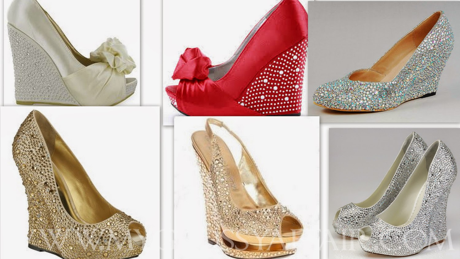 Bridal Customized Footwear