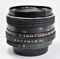 Camera Lens Manuals