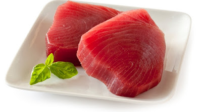 Yellowfin Tuna Steaks vs Salmon vs Ahi Tuna